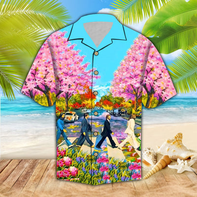 The BLs Spring Hawaii Shirt