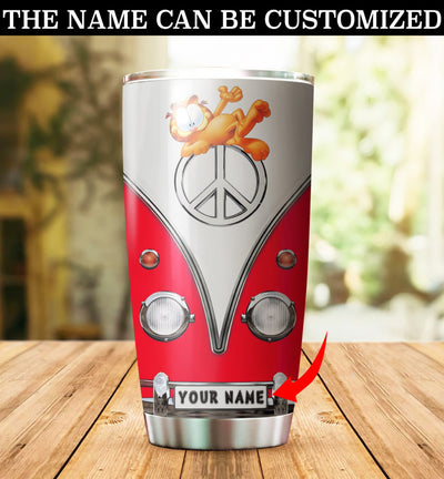 Customized GF Red Tumbler