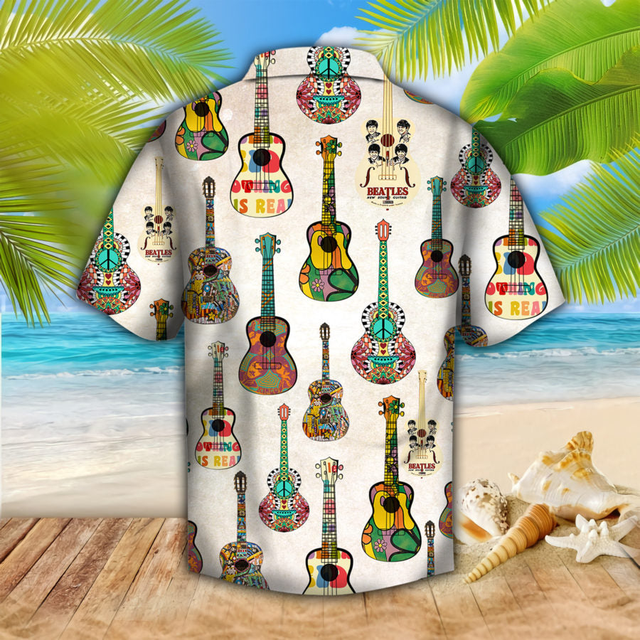 The BT Guitars Hawaii Shirt