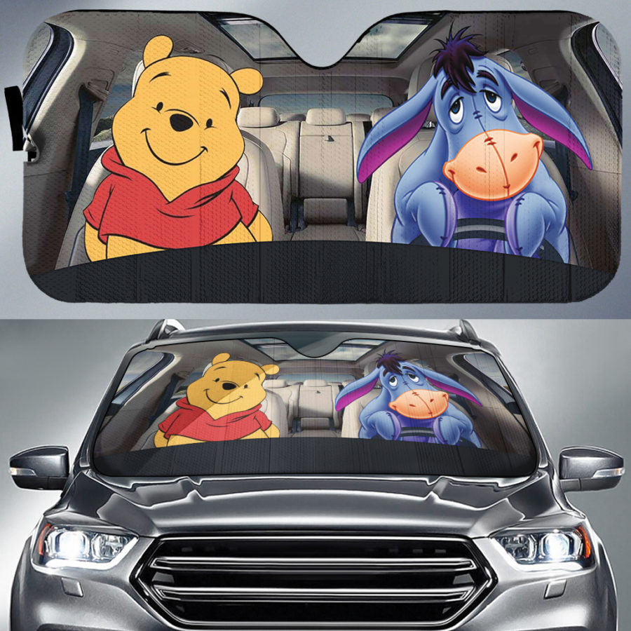 EYR & PH Friends Auto Sun Shade