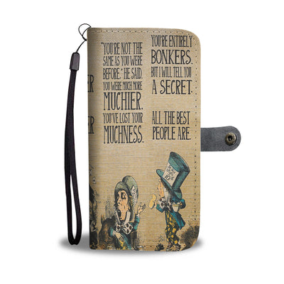 Fairy Tale Wallet Case