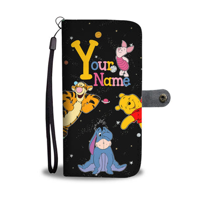 Customized WNP Cute TG EEY Galaxy Wallet Case