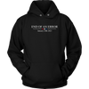 End Of An Error Hoodie