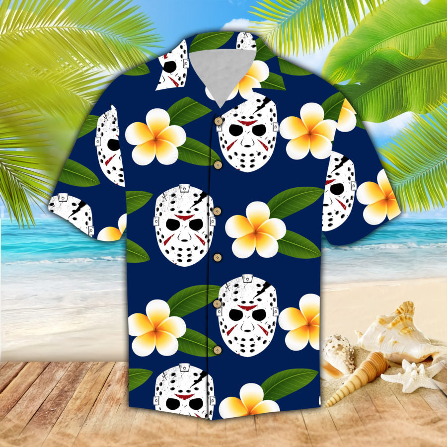 Horror Hawaii Shirt