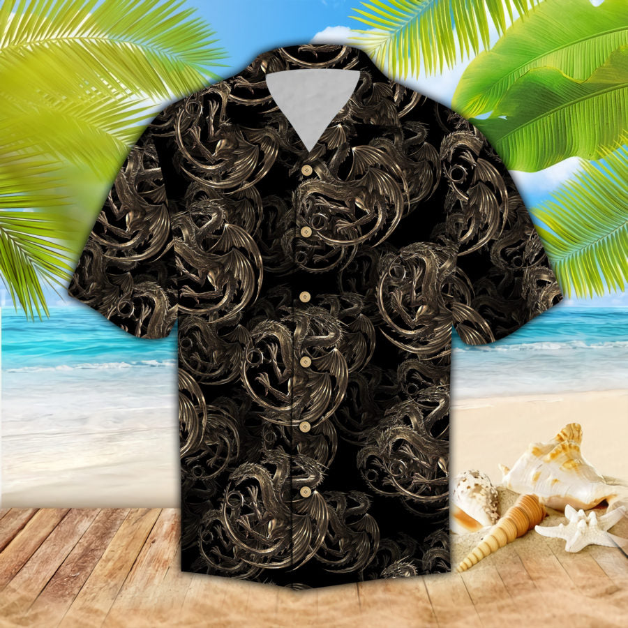 Dragons Hawaii Shirt