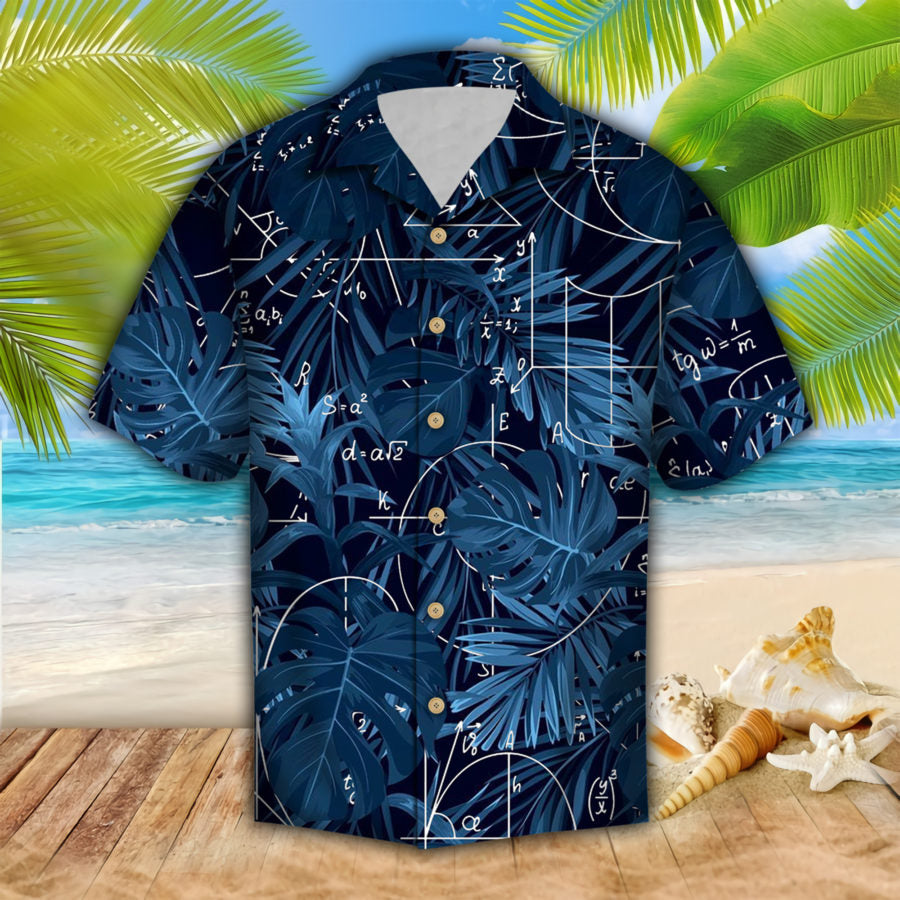 Math Hawaii Shirt