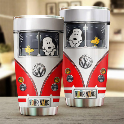 Customized SNP Tumbler