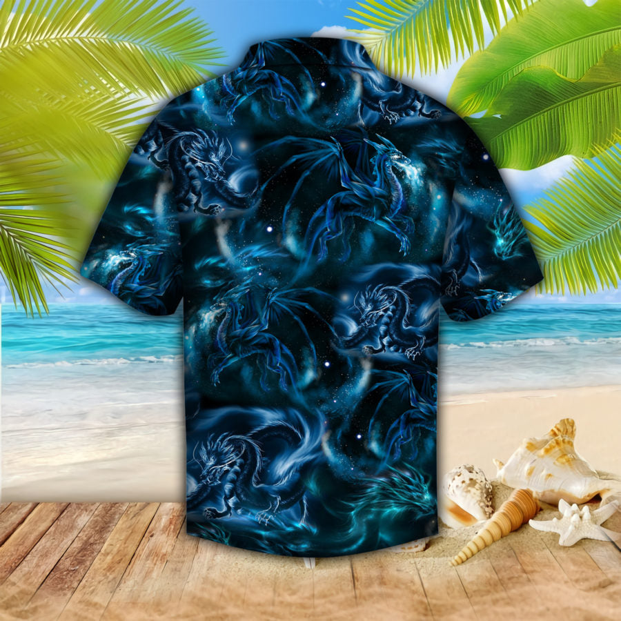 Dragon Hawaii Shirt