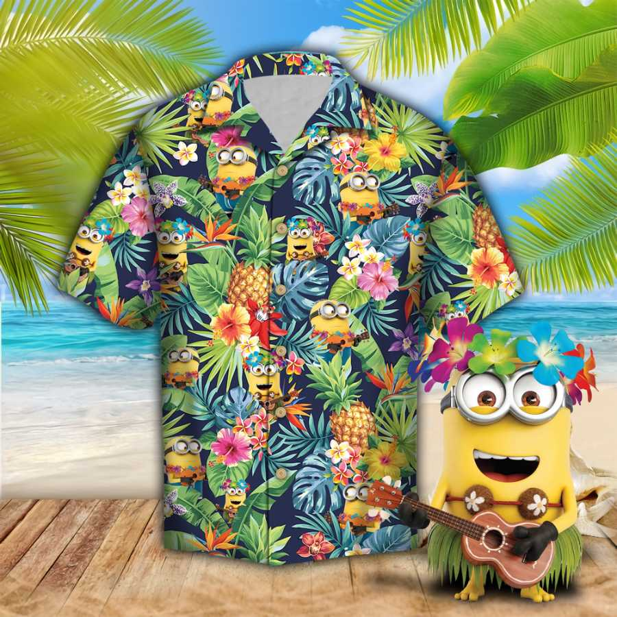 MNO Tropical Hawaii Shirt