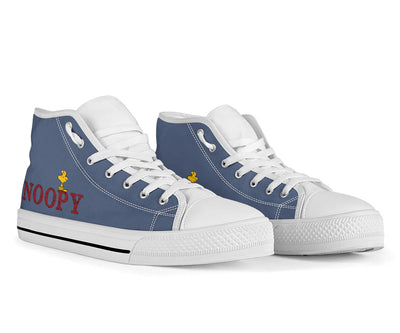 SNP Pilot High Top Shoe