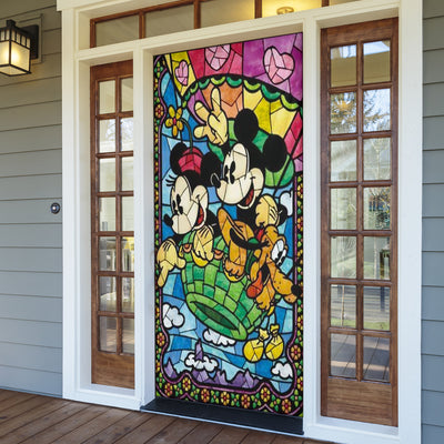 MK And MN Balloon Door Cover