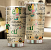 Customized ELF Tumbler