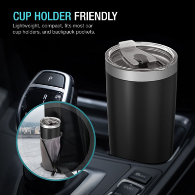 SNP in Car Tumbler