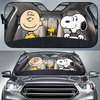 SNP Dog Car Sun Shade Auto Sun Shade