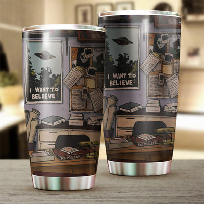 Murder's Office Tumbler