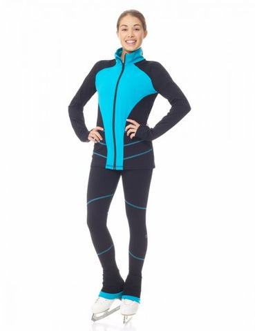 Legging bande contrastante Supplex