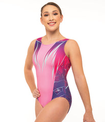 Gymnastics Breakthrough Dye Sub Leotard