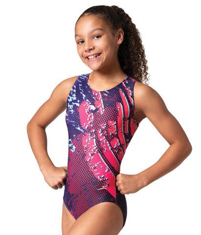 Gymnastics Light Beam Dye Sublimation Leotard