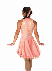 149 Honey Rose Dance Dress