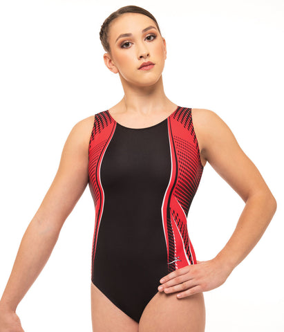Gymnastics Power Dye Sublimation Leo