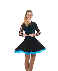 270 Talk of the Town Dance Dress