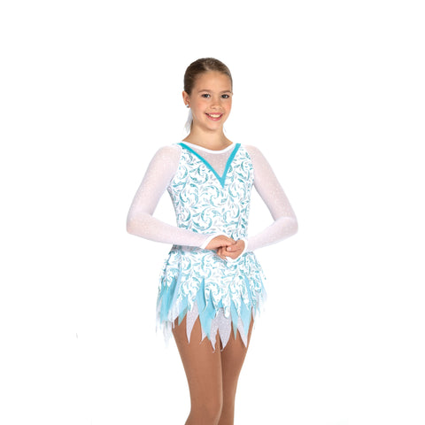 460 Frozen Icicles Dress
