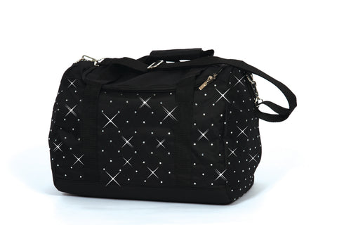 5060 - Diamond Crystal Carry All Skate Bag - Black