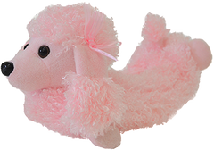 Chloe Noel Pink Poodle Blade Cover|Chloe Noel Couvre-Lame Caniche Rose