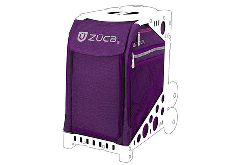 ZÜCA  – Insert Bag Cosmic Purple|ZÜCA - Sac d'insertion Mauve Comisque