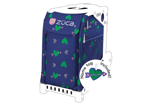 ZÜCA  – Insert Bag Cupid (Name Tag & Insert)|ZÜCA - Sac d'insertion Cupidon (Étiquette et sac)