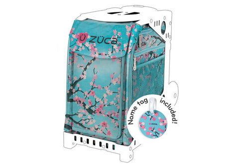 ZÜCA  – Insert Bag Hanami (Name Tag & Insert)|ZÜCA - Sac d'insertion Hanami (Étiquette et sac)