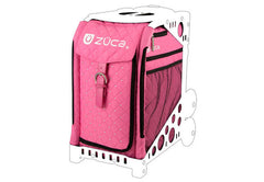 ZÜCA – Insert Bag Hot Pink (with rhinestones)|ZÜCA - Sac d'insertion 'Hot Pink (Sac Seulement)