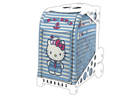 ZÜCA  – Hello Kitty, Sail With Me (Insert & mini pouch)|ZÜCA - Hello Kitty, Navigue avec moi (Sac d'insertion et petit sac)