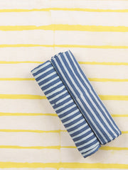 Basik Pop Napkins in Teal (Set of 6)
