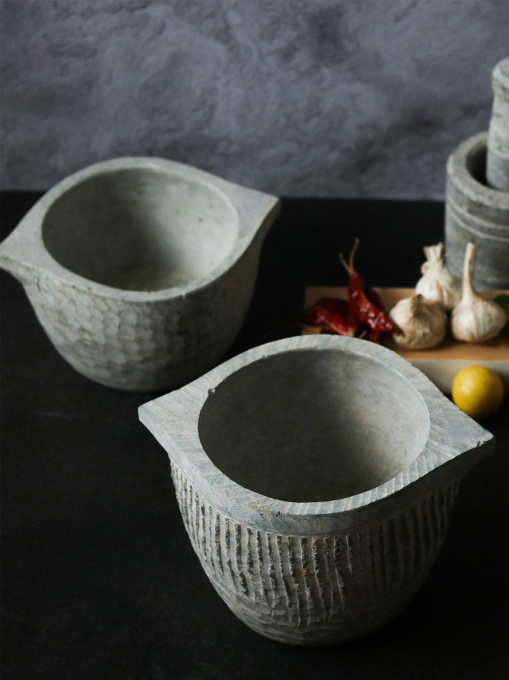Soap Stone Pot/Kal Chatti