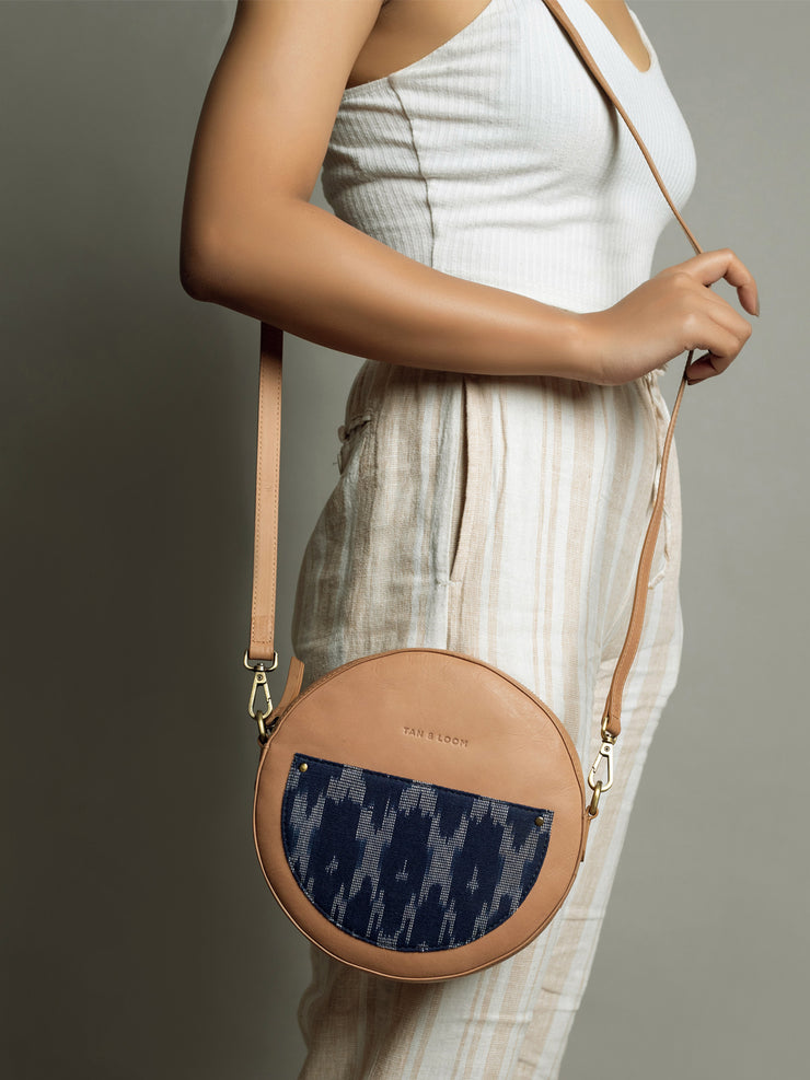 Large Full Moon Sling Bag