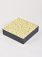 Chinar Box Yellow
