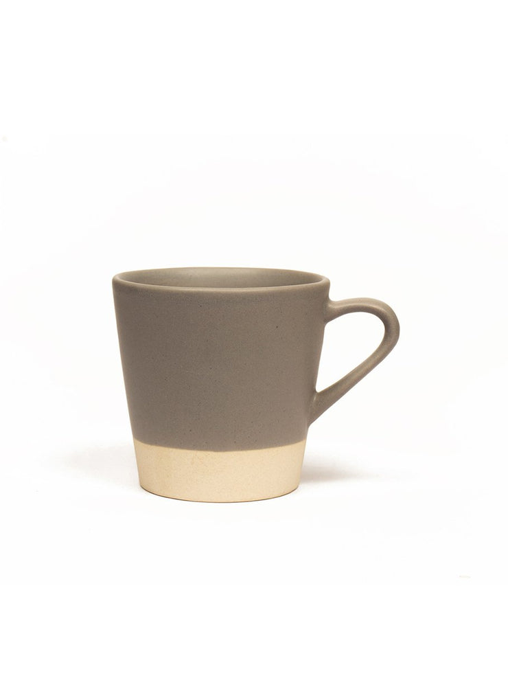 Basik Coffee Mug in Grey