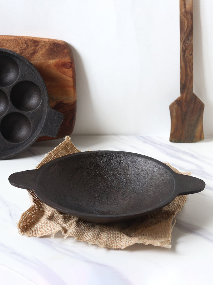Cast Iron Appam Pan