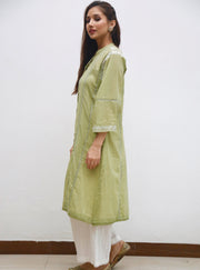 Kanjira Green Dress