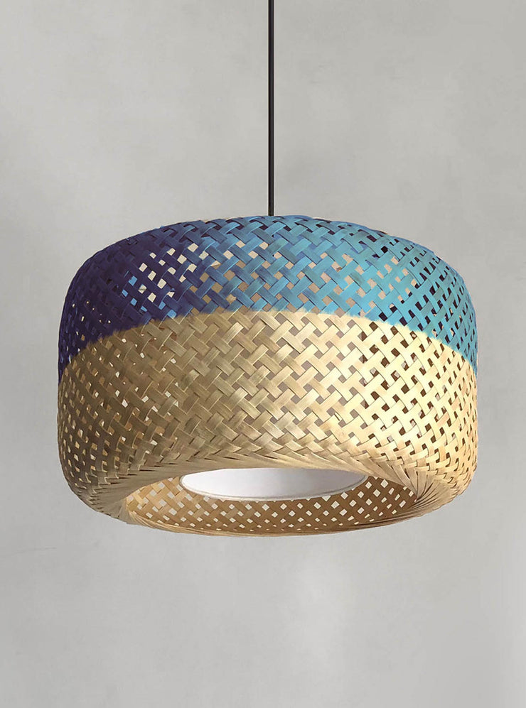 Opium Pendant Lamp in Blue