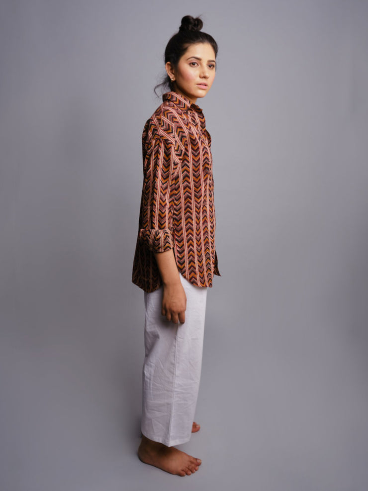 Relaxed Earthy Shirt