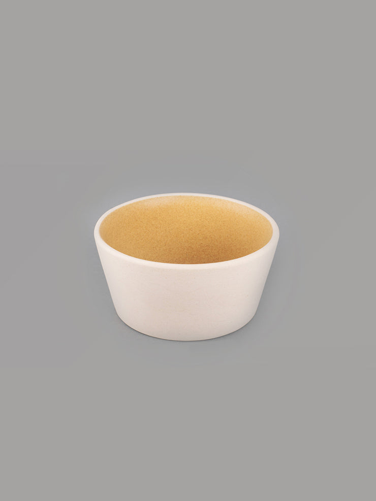 Medium Basik Bowl in Yellow
