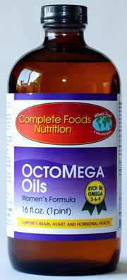 (i) OctoMega Oils for Women