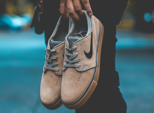 Canvas Shoes by Nike for Men