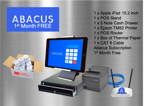 Abacus POS Hardware Bundle