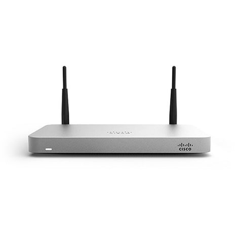 CISCO Meraki MX64W Cloud Managed WiFi Gateway with 3 Year Licence for POS Solutions (Large Shop/Restaurant) - FREE FREIGHT