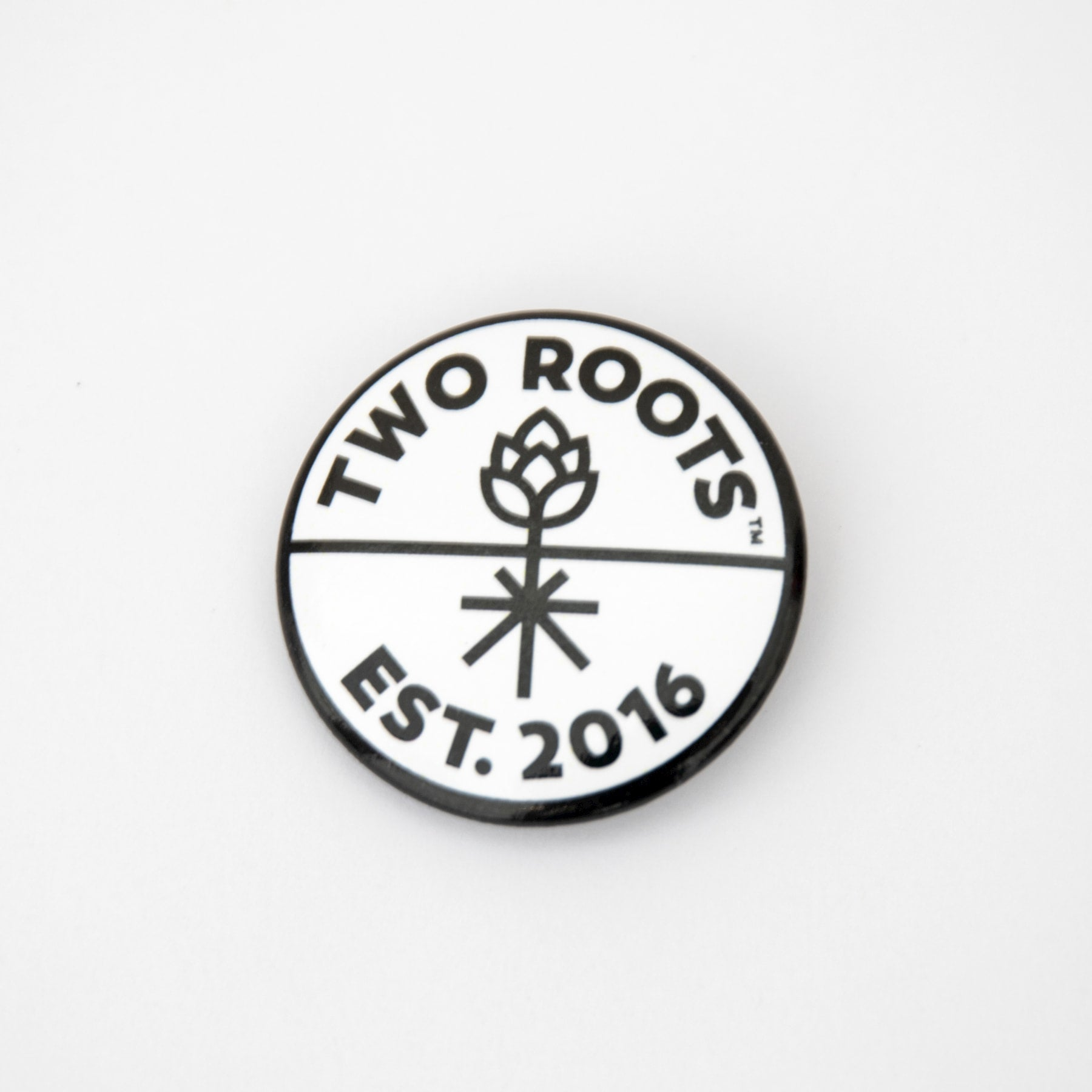 Two Roots Classic Button