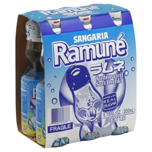 Ramune 6-Pack (Mixto)