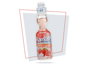 Ramune (7 Sabores Disponibles)
